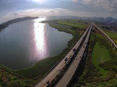"""""""Viaducto La Cabrera - Edo. Carabobo. #drone #dronevalencia #venezuela #valencia #carabobo #conocevenezuela #igersvenezuela #nuestravenezuela_…"""""""