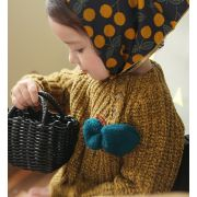 CHOUTEAU KNIT-MUSTARD kids clothing, kids clothes