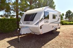 Gallery - Lance 1575 Travel Trailer - Super slide & 2775 dry weight, small is the new big. Tent Trailer Camping, Small Camper Trailers, Small Travel Trailers, Small Trailer, Small Campers, Rv Camping, Camping Stuff, Camping Ideas, Lance Campers