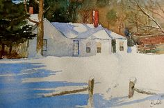 David Burns, Cape Cod artist
