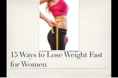 How to lose weight fast for women|fastest way to lose weight|fat loss for women| fast weight loss  https://www.youtube.com/watch?v=dco5nDY03tI
