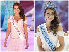 15самых ярких королев красоты завсю историю конкурса «Мисс мира»
