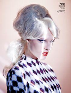 Vogue Thailand August 2014 | Joanna Kruk by Tada Varich [Editorial] #Tods