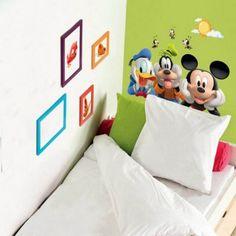 Disney Stars Wall Sticker Murals for Kids Bedroom Ideas