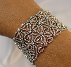 bracelet diamond pretty target price range lace they need make copy this to of in Diamond Lace Bracelet pretty They need to make a copy of this in a Target price rangeYou can find Diamond bracelets and more on our website Indian Jewelry Earrings, Hand Jewelry, Cute Jewelry, Bridal Jewelry, Lace Bracelet, Diamond Bracelets, Cuff Bracelets, Saphir Rose, Bracelet Designs