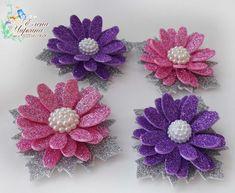 Foam Board Crafts, Foam Sheet Crafts, Foam Crafts, Paper Crafts, Diy Crafts, Flower Crafts, Diy Flowers, Flowers In Hair, Flower Art