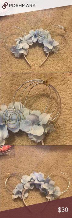 cinderella ears worn
