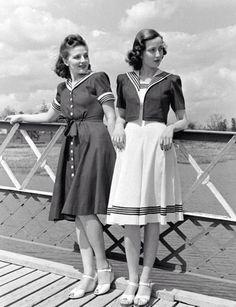 nostalgia-eh47:   Spring Break 1944 - In the Past