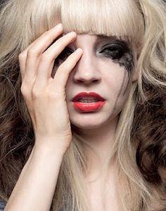 Tragic Beauty Photo Shoot  Hair and makeup by BeautyByNicole.co  Photo by Bri Johnson