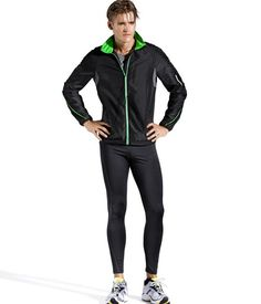 hm otoño ropa deportiva 2012 Sport Fashion, Fitness Fashion, New Outfits, Sport Outfits, Lycra Men, Mens Tights, Athletic Fashion, Running Tights, Sport Wear