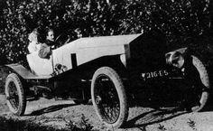 Chassis 2654 (1913) Tourer