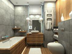 Zdjęcie nr 4 w galerii Nowoczesne łazienki – Deccoria.pl