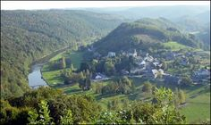 Durbuy, Bomal Sur Ourthe, Ardennes, Belgium