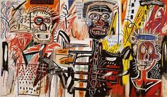 Jean Michel Basquiat - Philistines