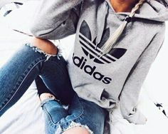 Image de adidas, outfit, and jeans