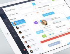 Dribbble: обзор наиболее интересных дизайнов интерфейсов за прошедшую неделю / Хабрахабр