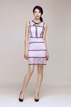 Lace dress Design and mady by Amy - Viet Nam fashion