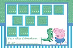 Peppa Pig - Website of dikkeduimenkaarten!