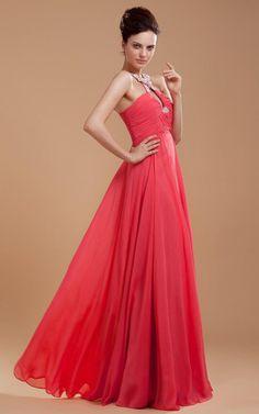 Normale Taille Empire Apfelform Ballkleid/ Abendkleid ohne Ärmeln.Für weitere Informationen, besuchen Sie bitte http://www.emodeshop.de/ballkleider-d7