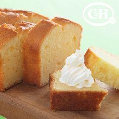 Irish Cream Pound Cake    Dress up this pound cake for St. Patrick's Day with shamrock-shaped chocolate filigrees!