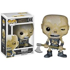 Funko Pop! TV Game of Thrones, Wight - Walmart.com
