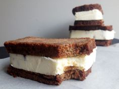 carrot cake ice cream sandwiches | 20 Desserts for Your Memorial Day Cookout | Serious Eats