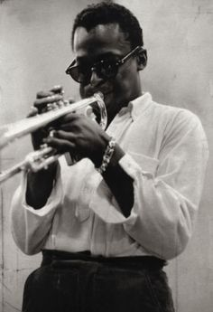 Miles Davis and cool jazz.... :)
