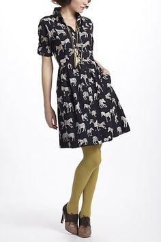 Hilda Shirtdress by Porridge, via Anthropologie