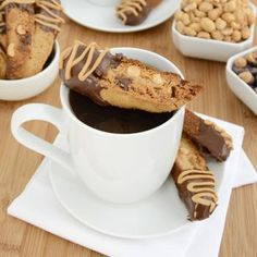 Peanut Butter Chocolate Chip Biscotti Recipe - ZipList