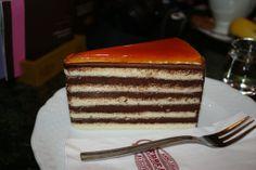Una Torta Gerbeaud da #budapest - di tiffany84