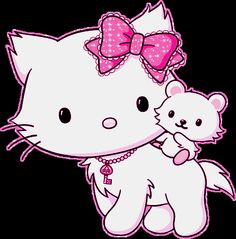 Hello Kitty Moving Glitter Graphics | Re: Mariah Carey is the new Idol judge!