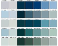 Teal Color Shades We Can Feel How Colour Affects Our