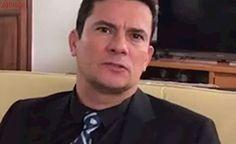 Em vídeo, juiz Sergio Moro diz ter apoio da 'grande maioria'