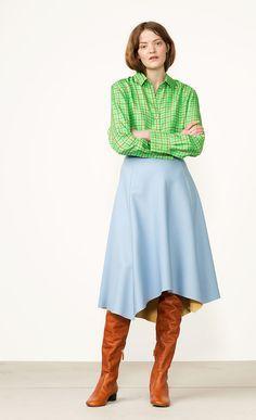 Afbeeldingsresultaat voor unikko maxi skirt