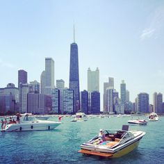 Visit Chicago this summer. You won't regret it.