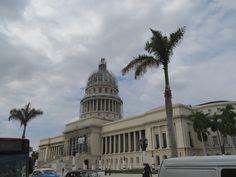 Capitolio cubano.