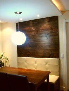 Sposata!: Ideias para o lar   O charme dos bancos na sala de jantar