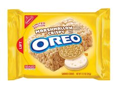 The New Oreos Are Good, but You Can't Beat the Classic Mini Marshmallows, Recipes With Marshmallows, Weird Oreo Flavors, Cookie Flavors, Alton Brown, Graham Crackers, New Oreos, Food Network, Nutella