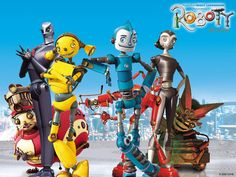 2005 Movies | Robots (2005) wallpaper - FreeMovieWallpapers.org