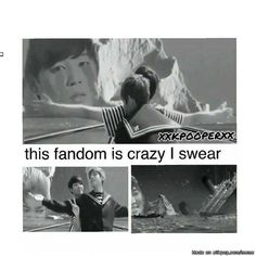 Yep. All fandoms are lol