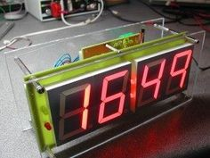 PIC Digital Thermometer and Clock  Here you will find complete construction details including circuit diagrams, PCB layouts and PIC firmware (and the source code).  For more detail: http://duino4projects.com/pic-digital-thermometer-clock/ Please like & share: Arduino Projects Tutorial Code Keep Visiting: http://duino4projects.com #thearduinoshop