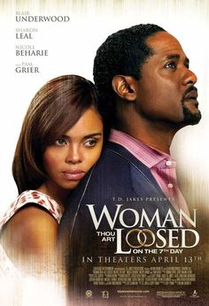 Woman Thou Art Loosed!: On the 7th Day 11x17 Movie Poster (2012)