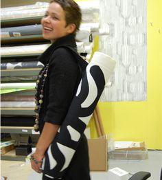 Marimekko Blog | Make Your Own Marimekko Yoga Mat Bag