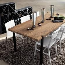 recycled dining table - Google Search