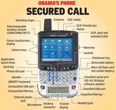 Obama's BlackBerry: This is how it is secured - The Times of India