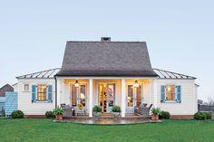 Genteel Cottage Exterior