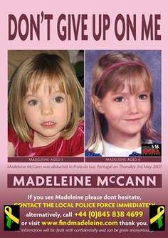 She was taken away by a stranger while her parents were talking to their friends. Let's keep looking for her!