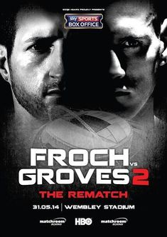 Unfinished Business: Carl Froch vs. George Groves II