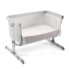 Next2Me Bedside Crib | Dropside Cots & Cribs | Chicco