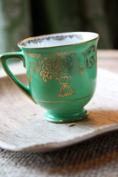 Bavarian Demitasse Cup from PatinaVie on Etsy